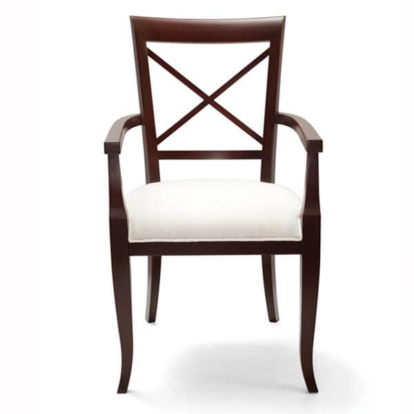 Simple Dining Armchairs Designs KMK 041