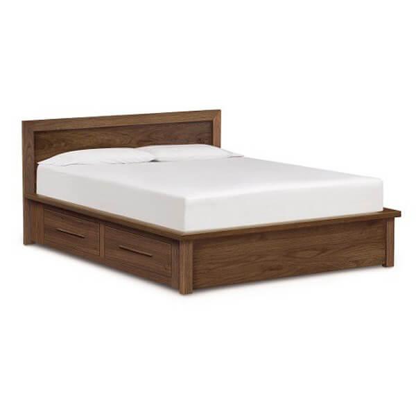 Modern Design Teak Bed KKB 001