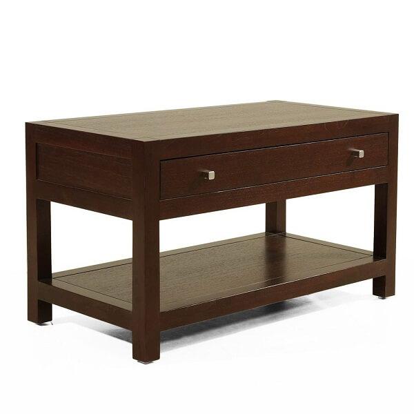 Teak Console Tables With Simple Design KKK 009