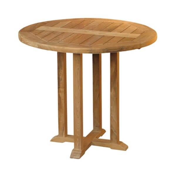 Teak Outdoor Fixed Dining Table KTT 074