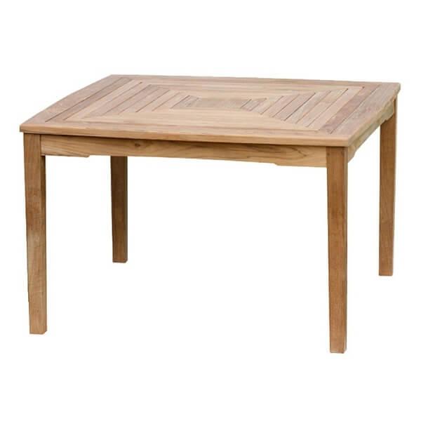 Teak Outdoor Fixed Dining Table KTT 089