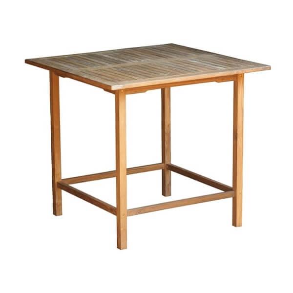 Teak Outdoor Fixed Dining Table KTT 090