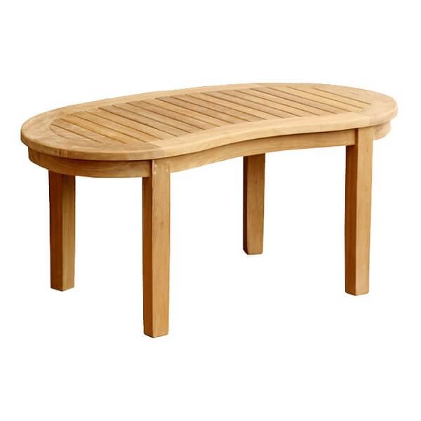 Teak Outdoor Fixed Table KTT 010