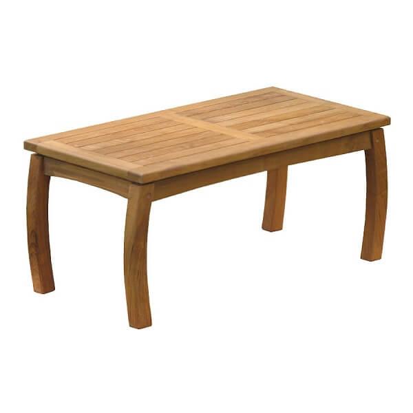 Teak Outdoor Fixed Table KTT 012