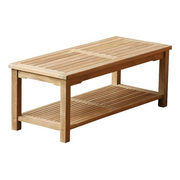 Teak Outdoor Coffee Table KTT 045