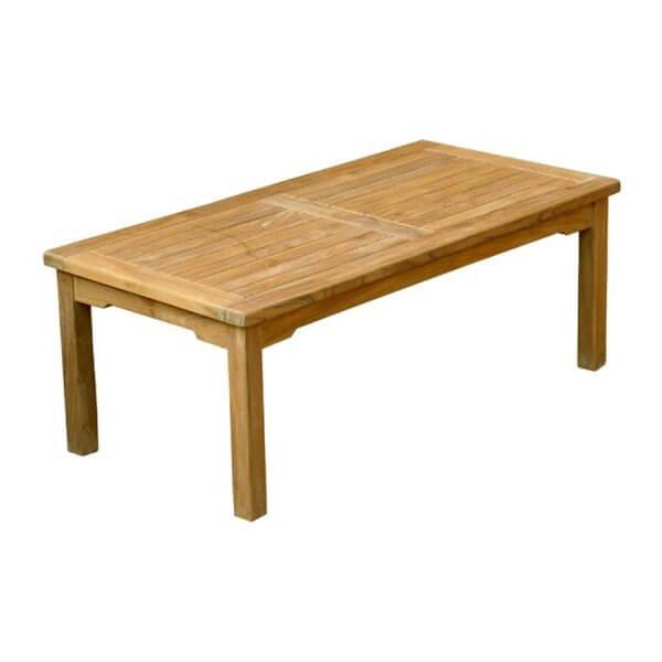 Teak Outdoor Fixed Table KTT 052
