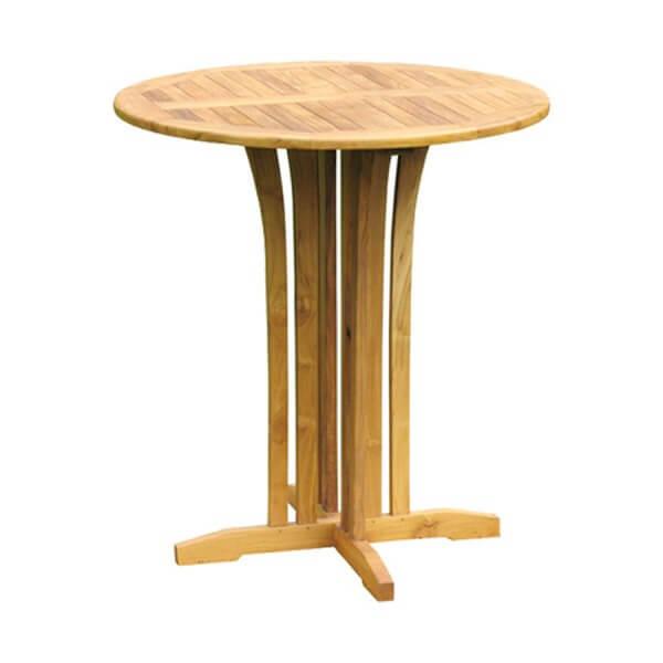 Teak Outdoor Fixed Table KTT 065