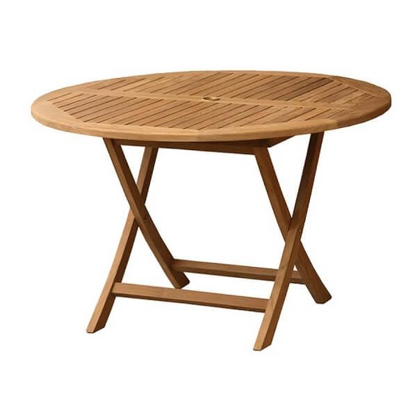 Teak Outdoor Folding Table KTT 008