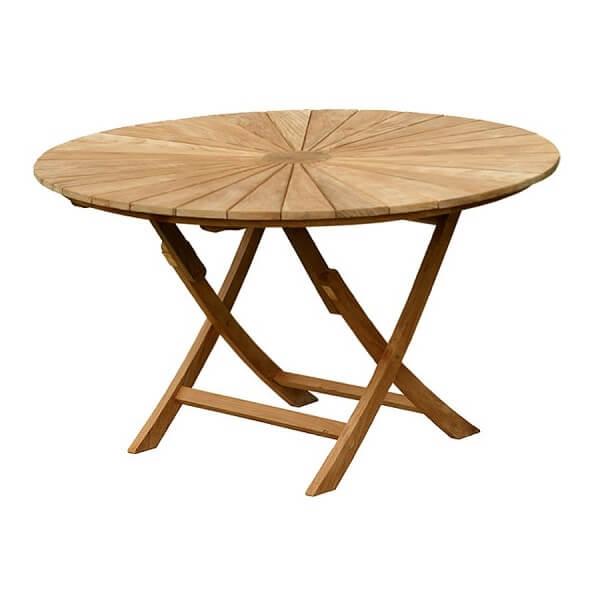 Teak Outdoor Folding Table KTT 018