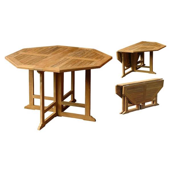 Teak Outdoor Folding Table KTT 024