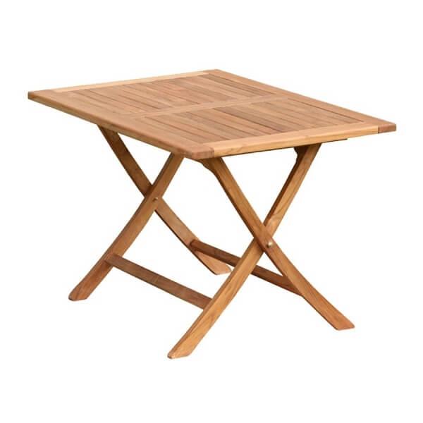 Teak Outdoor Folding Table KTT 062