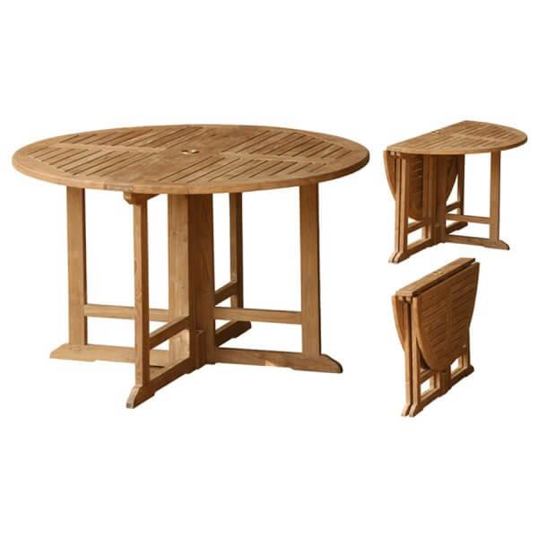 Teak Outdoor Folding Table KTT 083