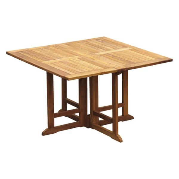 Teak Outdoor Folding Table KTT 103
