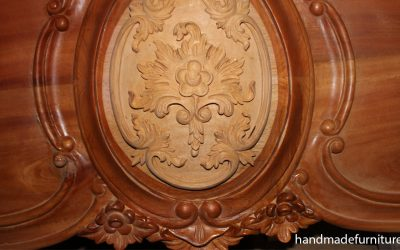 Mahogany Wood Furniture From Indonesia