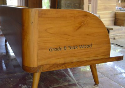 Grade B teak furniture indonesia