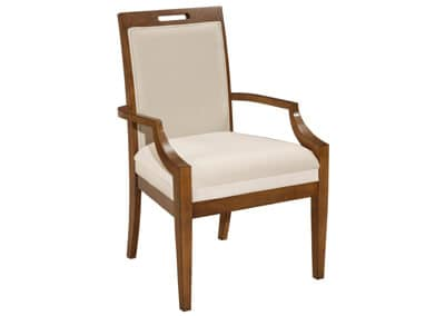 Teak Dining Arm Chair KMK 003